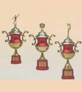 Taças e Copas - Linha Amazonas Ref. 848